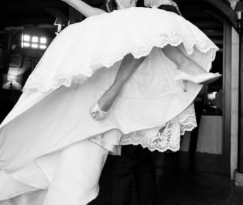 Stephanie and Matthew dance 3